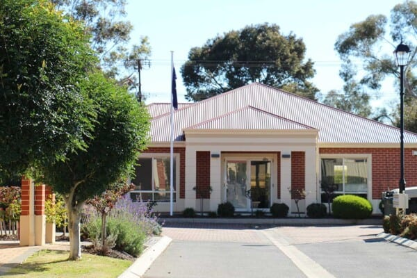 Pasadena Community Hall