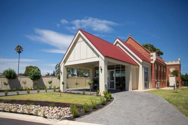External view of Acacia on Lipsett Community Hall