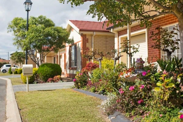 Boutique homes at Netley Grove