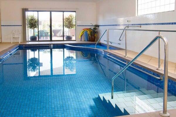 Indoor Swimming Pool at Norfolk