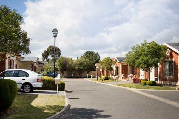 Streets of Netley Grove