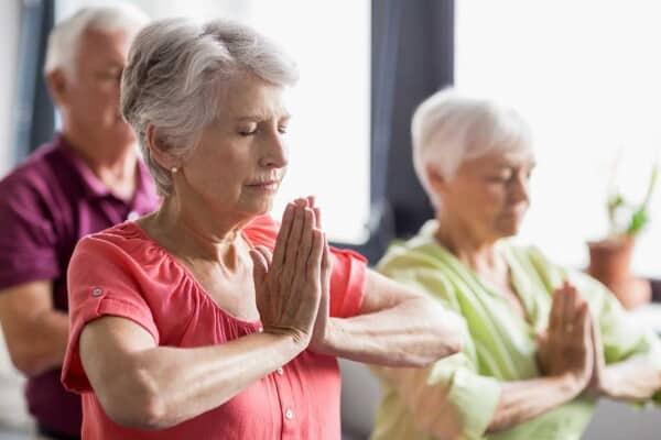 Yoga at Albion Mews