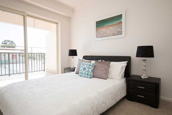 Bedroom - 308-309/30a Norfolk Road