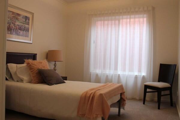 Bedroom - 1 (34A) Marshall Terrace