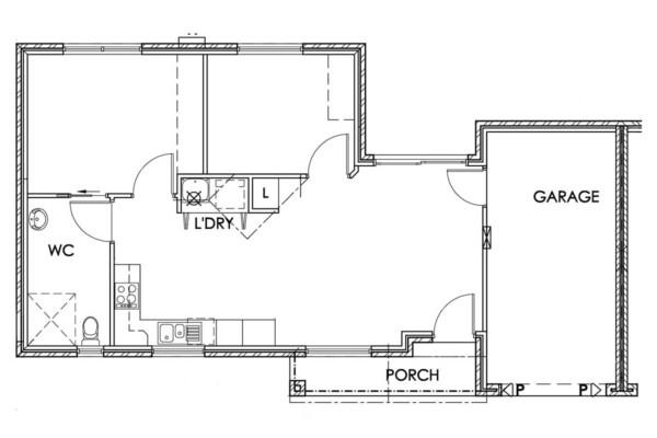 6B, 6C & 6D Acacia on Lipsett floorplan