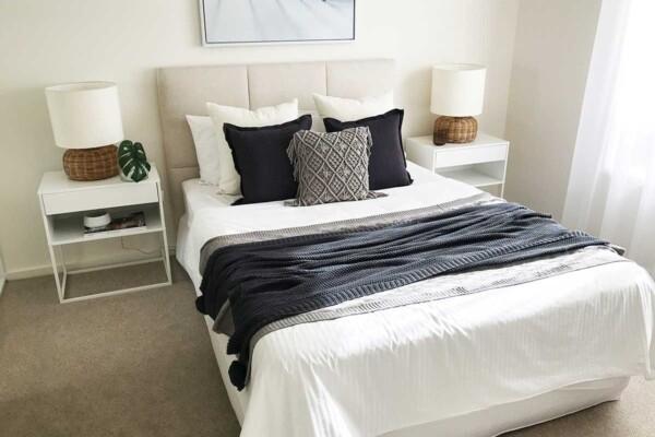 Bedroom - 2, 3 & 8/27 Norman Street