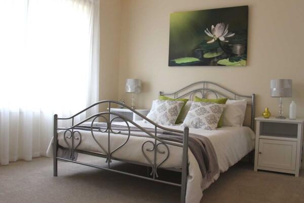 Bedroom - 6 & 8/21-23 Constance Street