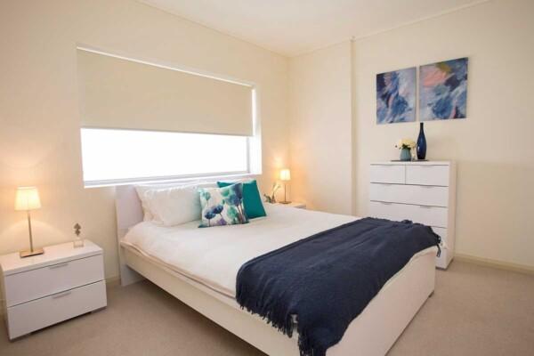 Bedroom - 107/12-16 Durham Street