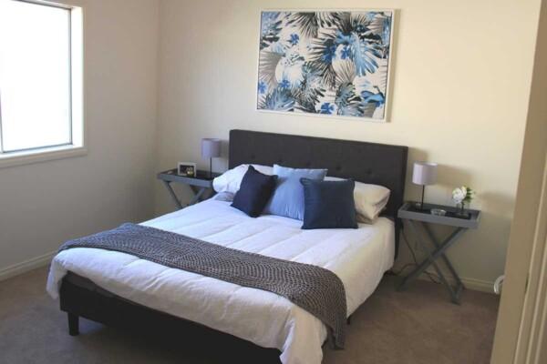 Master bedroom - 43/11a Boorman Avenue