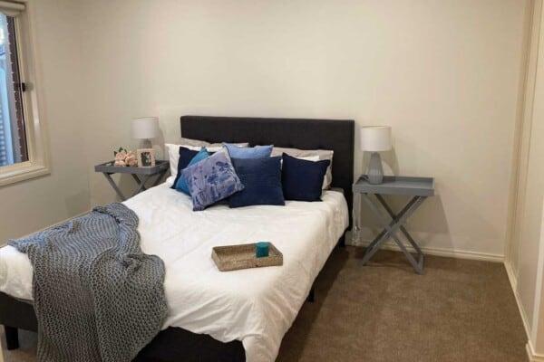 Bedroom - 12/8-16 Vinall Street