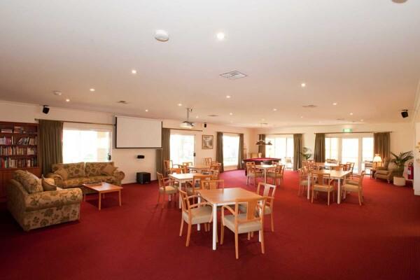 Elegant Community Hall