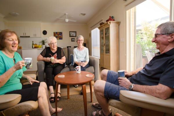Social gatherings at Acacia on Marshall