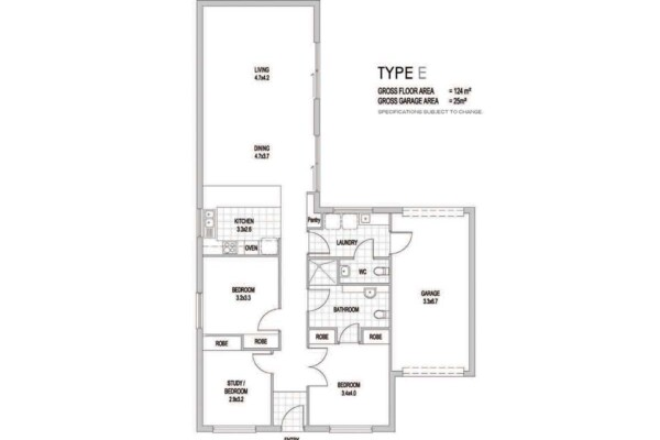 Floorplan - 43/11a Boorman Avenue