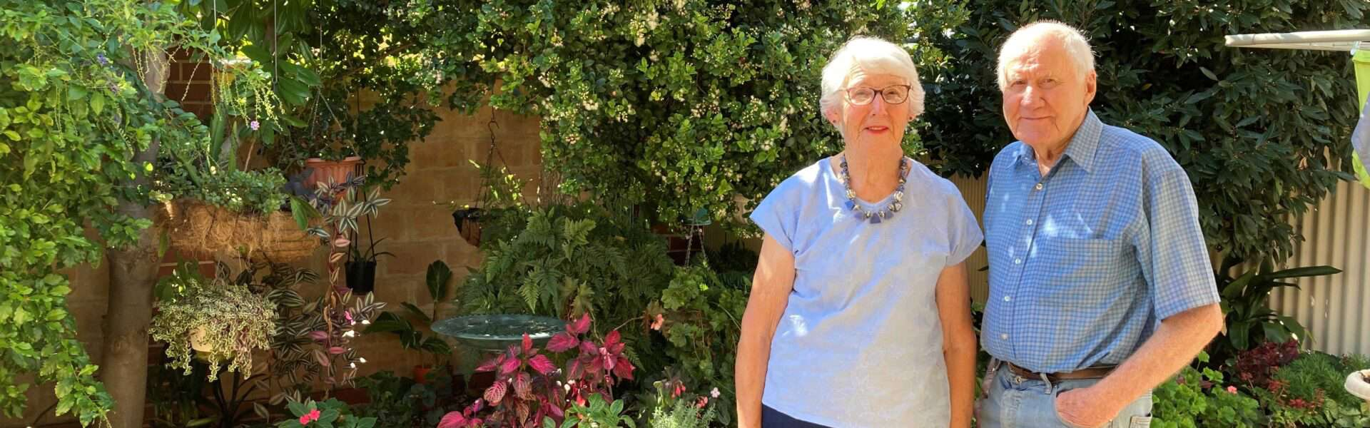 60th Wedding Anniversary at Karidis Retirement Villages