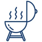 Outdoor Barbecue icon