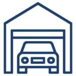 Garage icon for Norfolk Villas