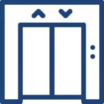 Lift Access icon for Norfolk Apartments
