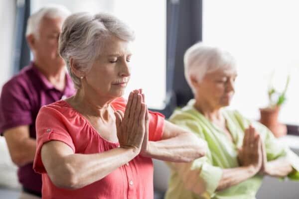 Revitalise with our Retirement wellness program