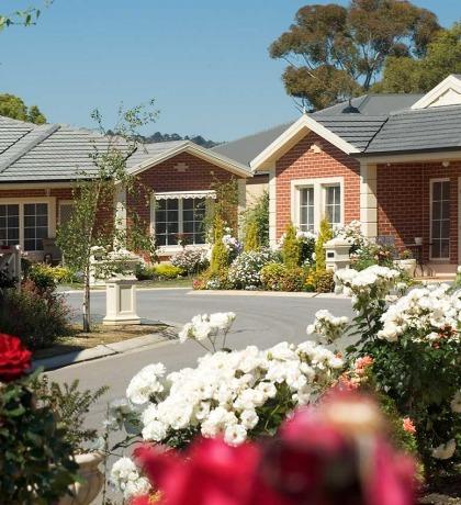 Norfolk Estate homes